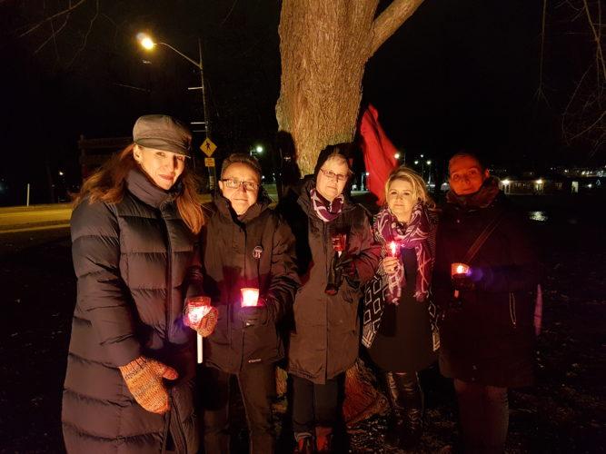 December 6 Vigil