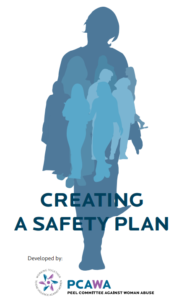 Safety Plan brochure cover